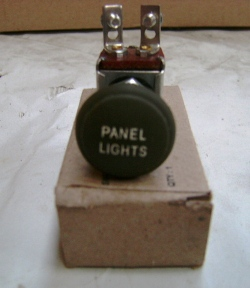 COMMANDE PANEL LIGHT